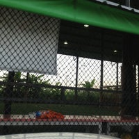 Photo taken at Arena Football Club by Tanaporn H. on 9/28/2012
