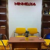 Photo taken at Minmedia HQ by Slaven V. on 11/14/2012