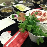Photo taken at Cheng Yijia Hotpot by Nuam on 3/20/2013