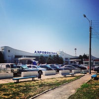 Photo taken at Rostov-on-Don Airport (ROV) by Andrey S. on 7/20/2013