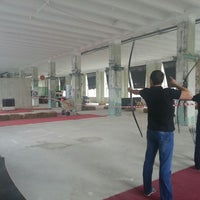 Photo taken at WENDEN ARCHERY | RIGA by EventAgency.lv on 6/14/2014