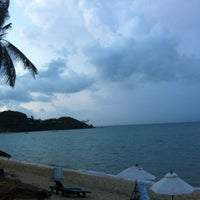 Photo taken at Lawana Resort Koh Samui by Иришка on 10/31/2012
