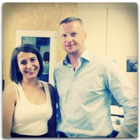 Photo taken at Кадры production by Alenka on 7/27/2015