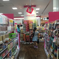 Photo taken at Daiso by Keiji S. on 7/30/2016