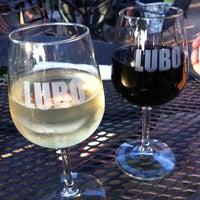 Photo taken at LUBO Wine Tasting Room by Ida B. on 9/15/2012