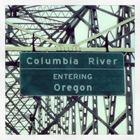 Photo taken at Oregon/Washington State Line by Ida B. on 6/15/2013