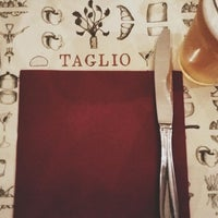 Photo taken at Taglio by Marcel H. on 2/12/2015