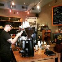 Photo taken at Spitfire Coffee by Regina Renee H. on 7/24/2015