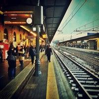 Photo taken at Stazione Bologna Centrale by jaddan b. on 2/6/2013