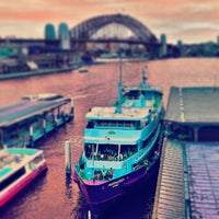 Photo taken at Circular Quay Ferry Terminal by jaddan b. on 5/13/2013