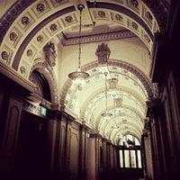 Photo taken at Sydney Town Hall by jaddan b. on 10/2/2012
