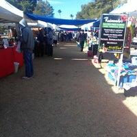 Photo taken at Roadrunner Park Farmers Market by Pamela S. on 1/12/2013