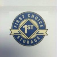 Photo Taken At 1st Choice Storage By Josh H. On 2/20/2013