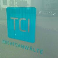 Das Foto wurde bei TCI Rechtsanwälte Mainz von Chris W. am 7/2/2013 aufgenommen