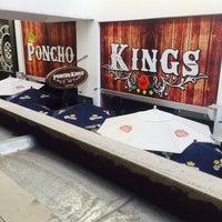 Foto tomada en Poncho Kings por Adolfo P. el 1/15/2016