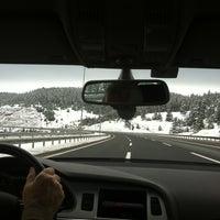 Photo taken at Cankurtaran Geçidi by Savas B. on 12/18/2012