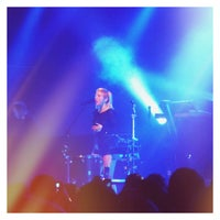 Photo taken at Manchester Academy by Kate M. on 12/21/2012