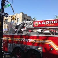 Photo taken at FDNY Engine 71/Ladder 55 by Michael M. on 5/21/2013