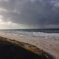 Photo taken at Weststrand Hörnum by AF_Blog on 11/18/2016