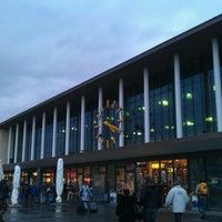 Photo taken at Würzburg Hauptbahnhof by AF_Blog on 11/3/2012