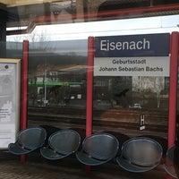 Das Foto wurde bei Bahnhof Eisenach von AF_Blog am 3/12/2018 aufgenommen