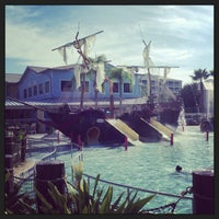 Photo taken at Poolside @ Marriott Harbour Lake by Chris M. on 8/15/2013