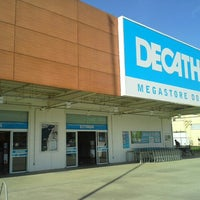 Photo taken at Decathlon by Marcelo M. on 7/12/2013