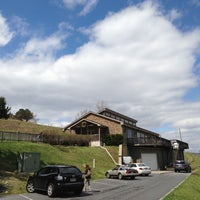 Photo taken at Blue Mountain Vineyards & Cellars by Rhea D. on 4/13/2013