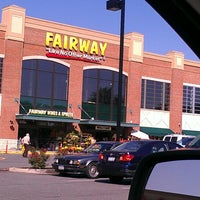 Photo taken at Fairway Market by Lavern J. on 10/5/2012