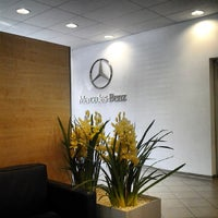 Photo taken at Автосалон Mercedes-Benz by Город Д. on 8/19/2013
