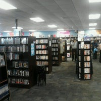 Photo taken at Bookmans by Pat W. on 1/13/2013