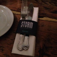 Photo taken at Storm Fish Restaurant by Anna P. on 1/16/2014