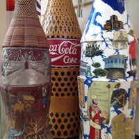 Photo taken at World of Coca-Cola by Leigh Anne M. on 12/9/2012