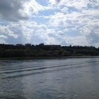 Photo taken at Пущино by Vladislav I. on 7/13/2013