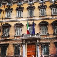 Photo taken at Palazzo Madama by Nico B. on 5/18/2013