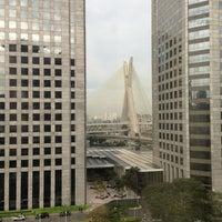 Foto tirada no(a) Sheraton São Paulo WTC Hotel por Polyanna C. em 7/4/2013