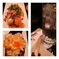 Photo taken at Kabuki Japanese Restaurant by William B. on 12/13/2012