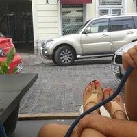 Снимок сделан в Cafe och Bar Popular пользователем Dana S. 6/13/2013