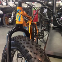 Photo taken at Steed Cycles by Brent G. on 9/6/2015