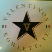 Photo taken at Valentinos Ristorante Italiano by Doreen G. on 2/5/2013