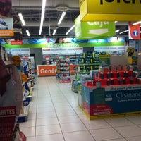 Photo taken at Farmacia San Pablo by David G. on 10/31/2012