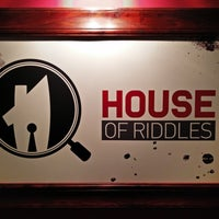Photo taken at House of Riddles by Petros A. on 4/18/2016