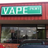 Photo taken at Vape Pkwy by Aly G. on 3/22/2014