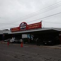 Photo taken at California CAR WASH - Lavadero by Sergio O. on 6/6/2014