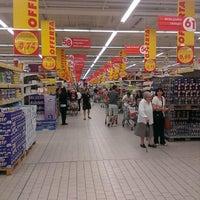 Photo taken at Auchan by Antonio D. on 7/6/2013