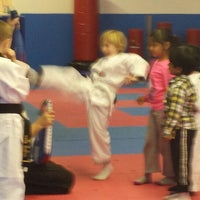 Photo taken at Atomic Tae Kwon Do by Meredith A. on 3/31/2014