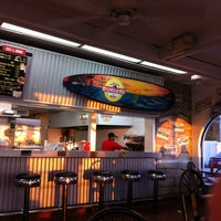 Photo taken at Biggie's Burgers by James P. on 2/14/2013
