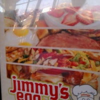 Photo taken at Jimmy's Egg by Chare' B. on 2/8/2013