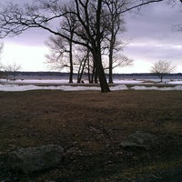 Photo taken at Beaver Island State Park by Audra Z. on 3/22/2014
