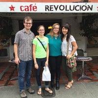 Foto tomada en Café Revolución por John K. el 1/24/2016